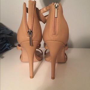 Steve Madden heels size 9 worn once for a wedding